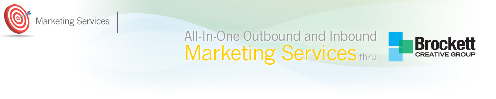 Inbound and Outbound Marketing Services